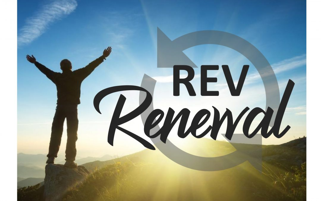 Rev Renewal – Psalm 25