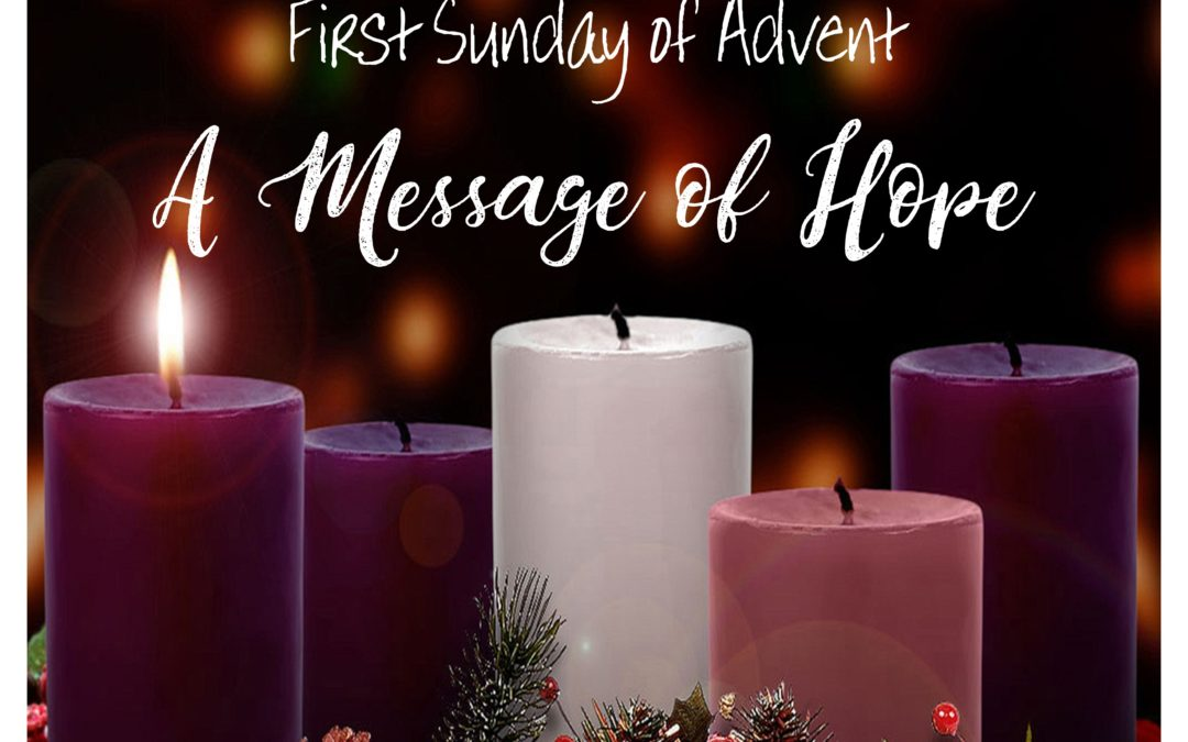 LARC – First Sunday of Advent