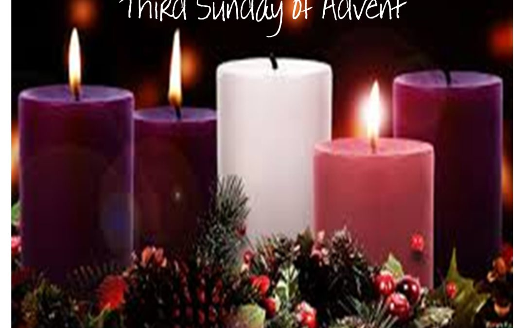 LARC – Third Sunday of Advent