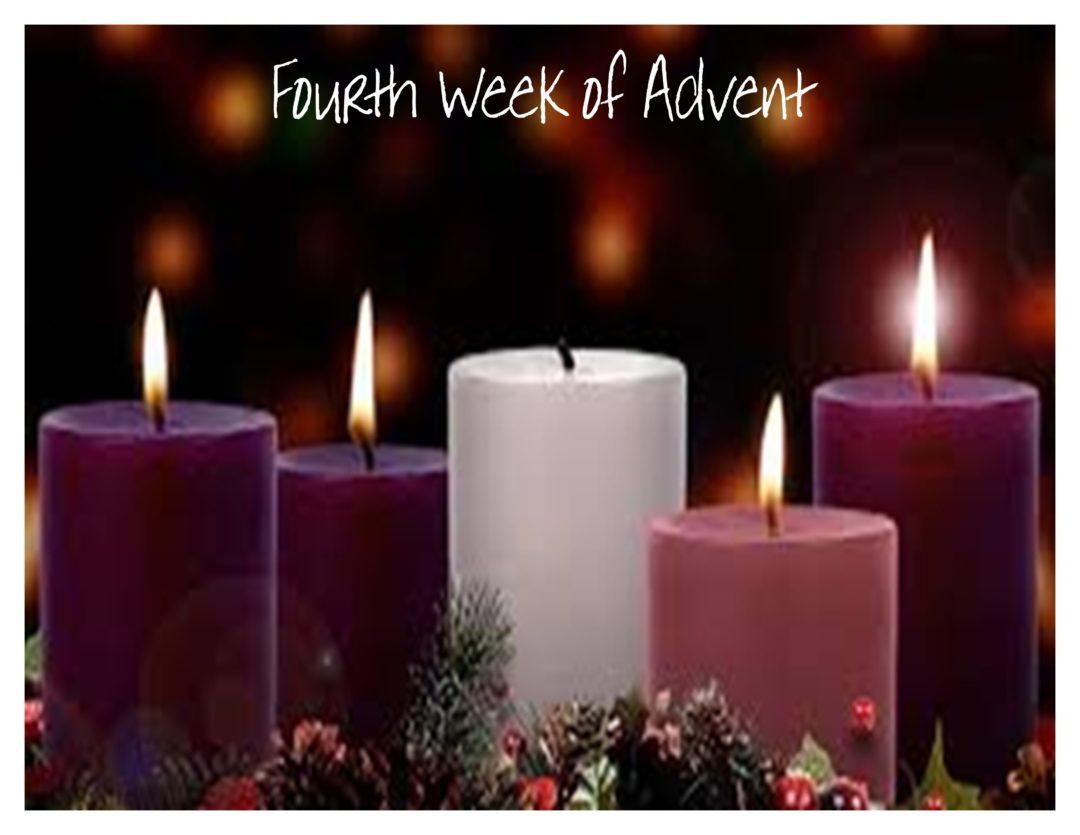 LARC – Fourth Week of Advent