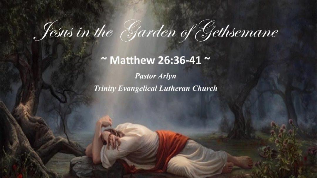 1st LARC Lenten Service – Way of the Cross